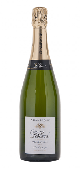 Champagne Brut Tradition, Lucien Leblond